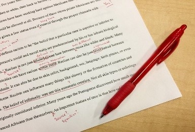 How We Proofread Your Manuscript
